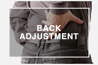 Chiropractic Van Nuys CA Back Adjustment