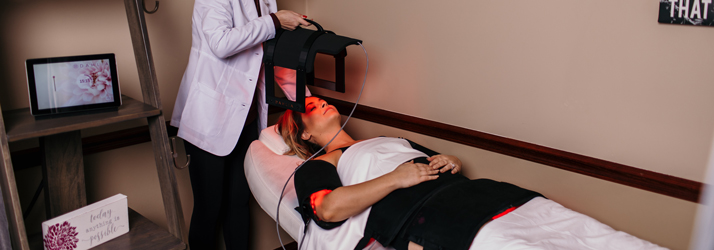 Chiropractic Van Nuys CA Red Light Therapy